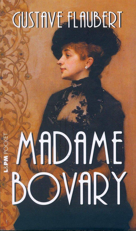 2. Madame Bovary – Gustave Flaubert
