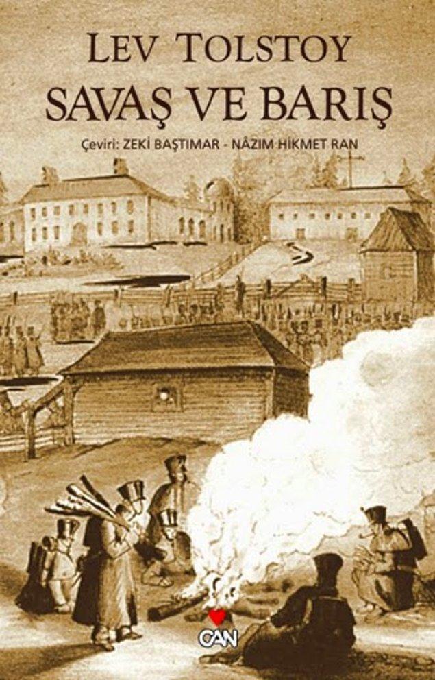 3. Savaş ve Barış – Leo Tolstoy