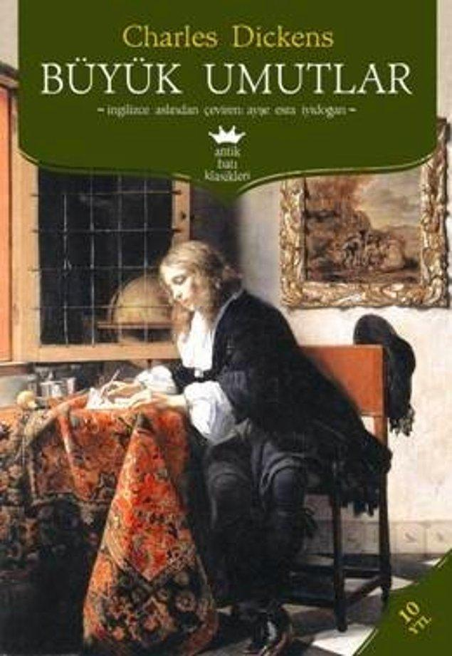 8. Büyük Umutlar – Charles Dickens