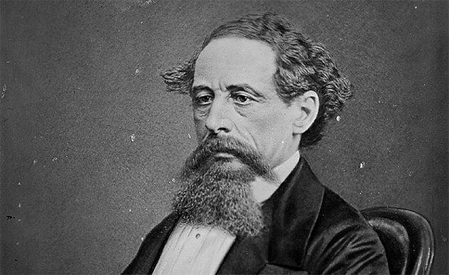 5. Charles Dickens – 5