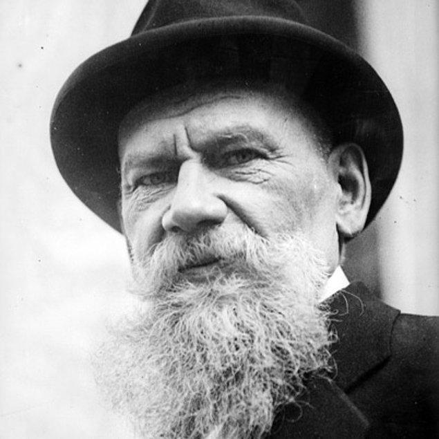 1. Leo Tolstoy – 327