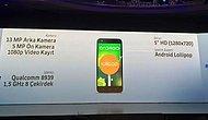Turkcell T60 Tanıtıldı! İşte Özellikleri ve Fiyatı