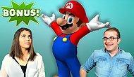 Gençler Mario Oynuyor