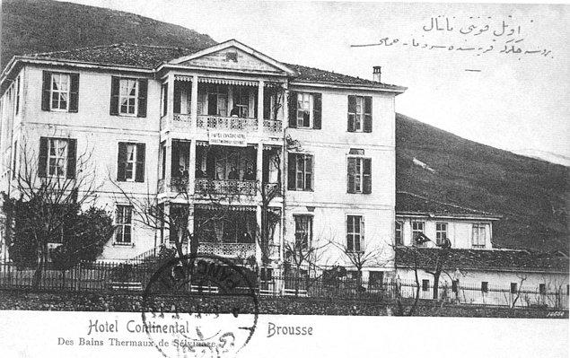 20. Hotel Continental