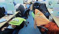 Ofiste Uyuyakalanlar İçin Hayat Kurtarıcı 7 Bahane
