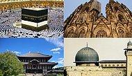 Önemli Dini Mekanlar Hakkında Belki de Bugüne Dek Çok Duymadığınız 20 İlginç Bilgi