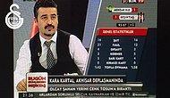 Besiktaş'ın Ofsayt Golü Sırasında BJK TV