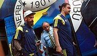 Fenerbahçe Kafilesi, Mersin'e Geldi