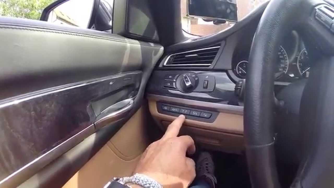 Türkün BMW 760Li ile İmtihani