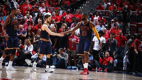 LeBron James ve Arkadaşları Cavs'a İkinci Zaferi Getirdi - onedio.com