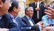 Kıbrıslı Liderlerden Müzakere Tarihinde Bir İlk