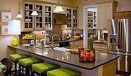 Mutfak Dekorasyonunda Öne Çıkan Yenilikçi Fikirler