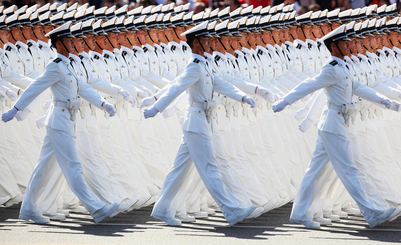 Айфон, армия китая смешные картинки