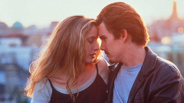 11. Before Sunrise (1995) / IMDb 8.1