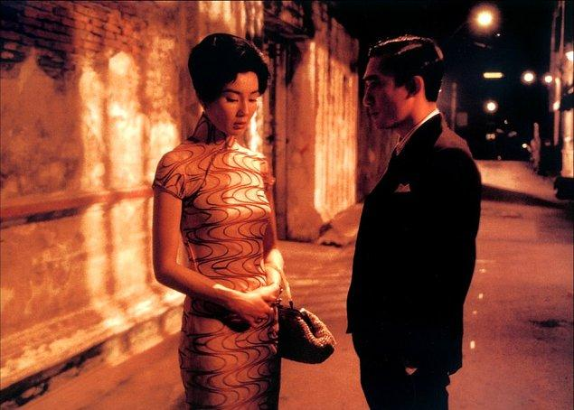 19. In the Mood for Love (2000) / IMDb 8.1