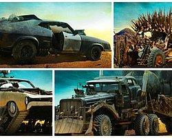 Mad Max: Fury Road'ın Çılgın Araçları