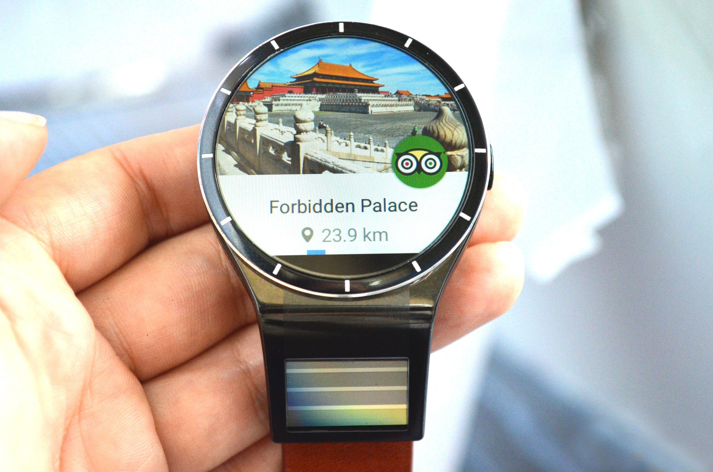 Lenovo'dan Çift Ekranlı Akıllı Saat Geliyor