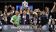 PSG'den Bir Kupa Daha