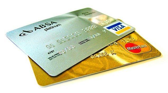 14. Kredi kartı ile alışveriş yaptığınızda sizden imza, pin, vs. istenmemesine hazır olun çünkü kredi kartı güvenliği yerlerde.