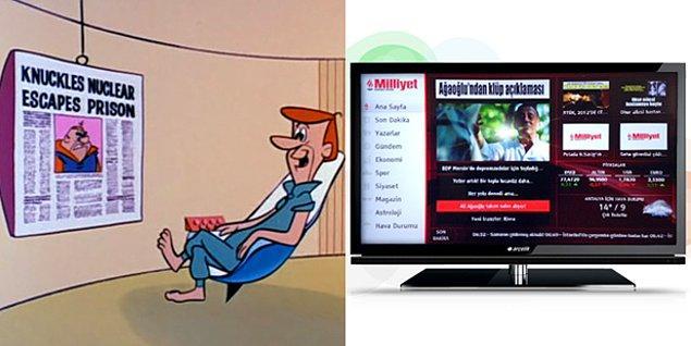 6. Akıllı TV