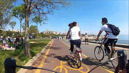 Şehrin Kaosuna İnat: İstanbulda Bisiklete Binilebilecek 11 Rota 99