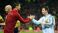 Devler Ligi'nin En Golcüleri Messi ve Ronaldo