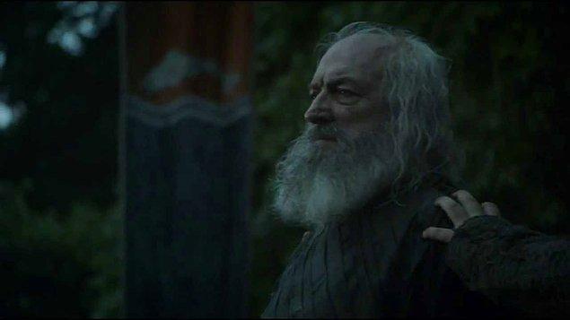 Lord Karstark: Beni Öldür ve Lanetlen. Artık Benim Kralım Değilsin.