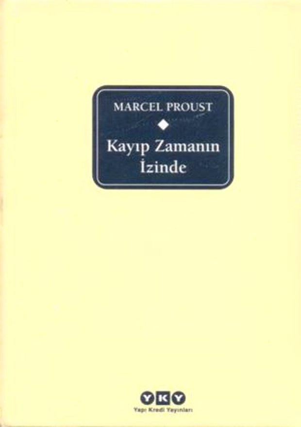 Marcel Proust - Kayıp Zamanın İzinde