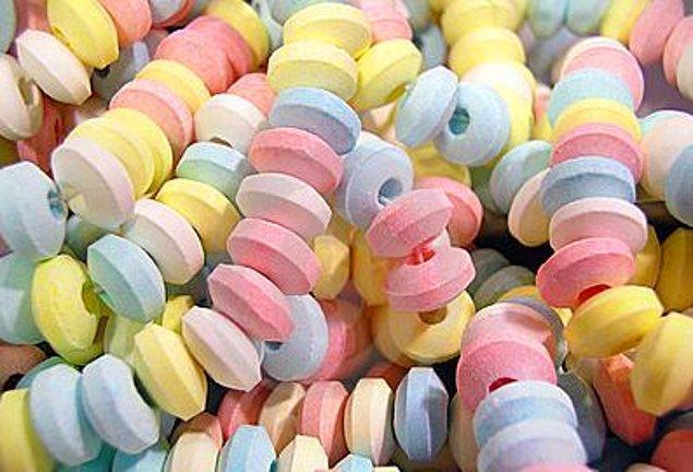 8. Kolye şeker