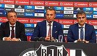 Beşiktaş, Şenol Güneş ile 2+1 Yıllık Sözleşme İmzaladı