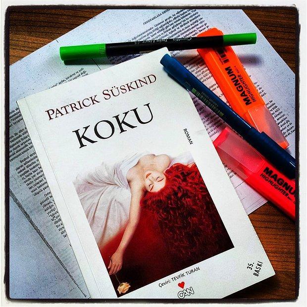 Patrick Süskind - Koku