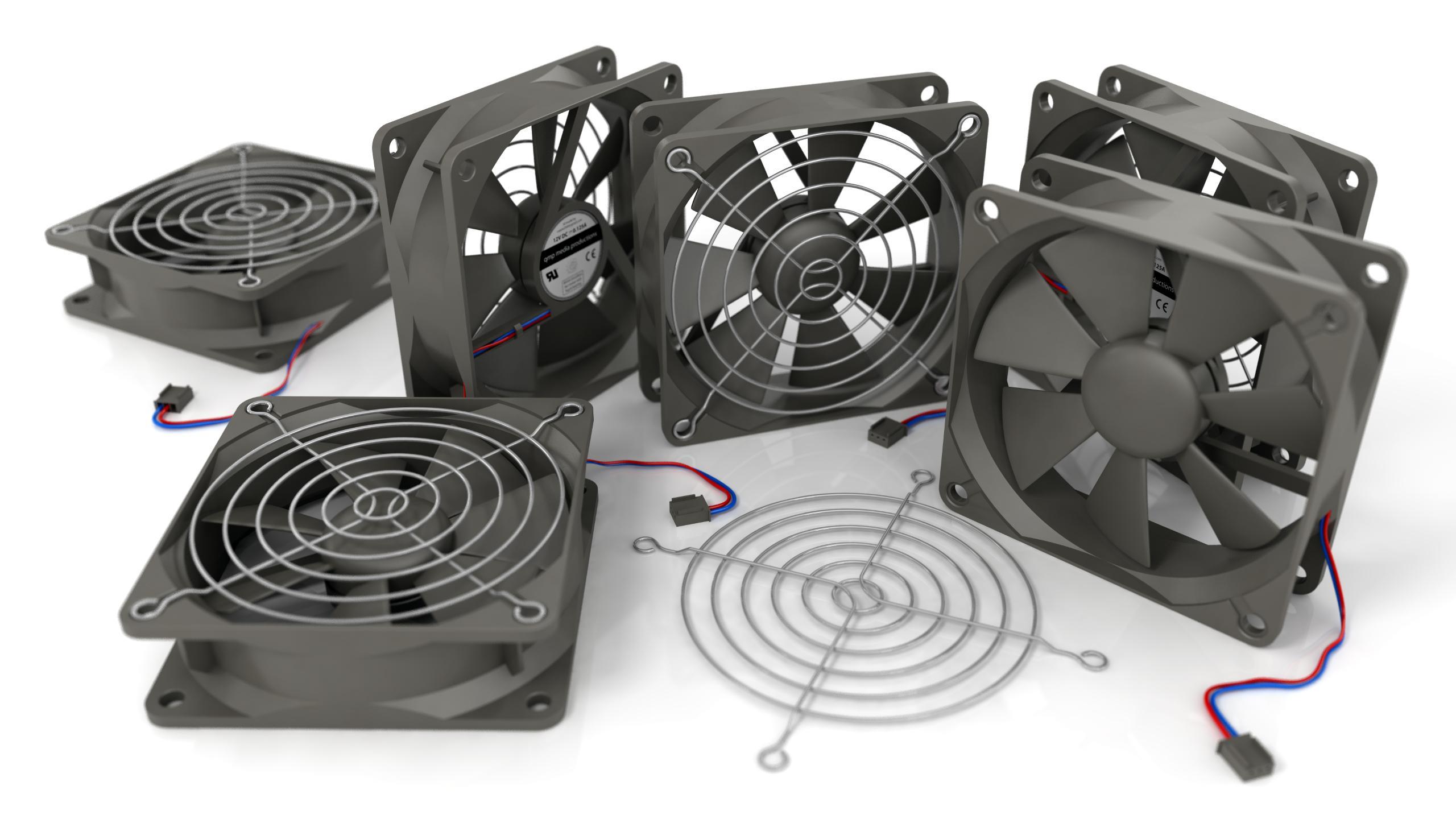 Fan Monitoring System : Yazın bilgisayarınızı soğuk tutmanın yolu onedio