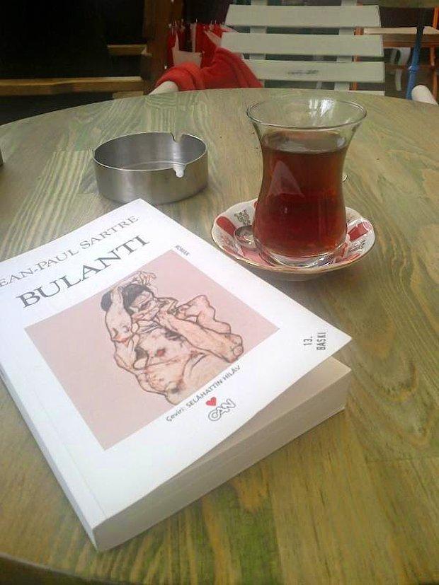 Sartre - Bulantı
