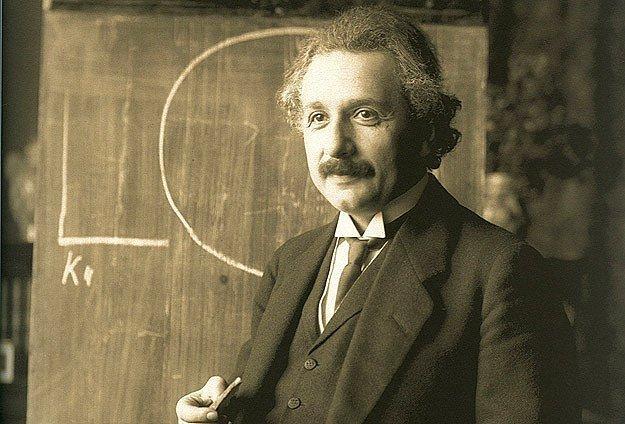 Einstein'in İzafiyet Teorisinin Değeri 62 Bin 500 Dolar