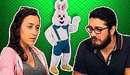 Gençlerin Tepkisi: Tavşan Şakası