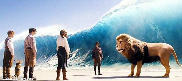 9. Narnia'nın sonundaki yer : Aslanın Ülkesi
