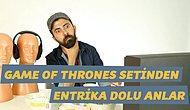Game of Thrones Setinden Entrika Dolu Anlar