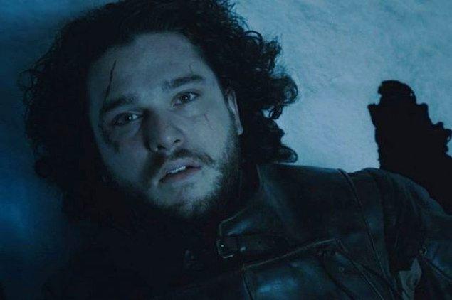 15. Jon Snow