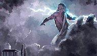 17 Maddede Yunan Mitolojisi'nde Olimpos Tahtının Sahibi Zeus