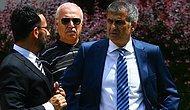 Şenol Güneş'in Beşiktaş Mesaisi Başladı