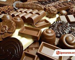 1 Adet Çikolata Kaç Kalori?