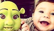 Oyuncak Bebeklerine Olan Benzerlikleriyle Herkesi Şaşkına Uğratan 31 Minnoş Çocuk