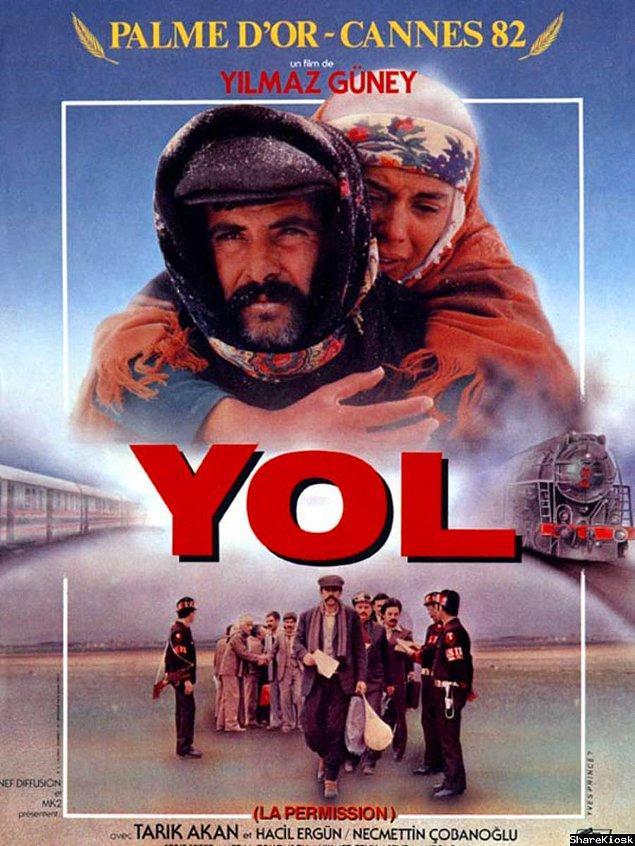 9. Yol - IMDb 8,2
