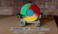 Google Chrome Hız Testi