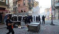 Valiliğe Göre Polis, Onur Yürüyüşü'ne 'Orantılı' Müdahale Etmiş