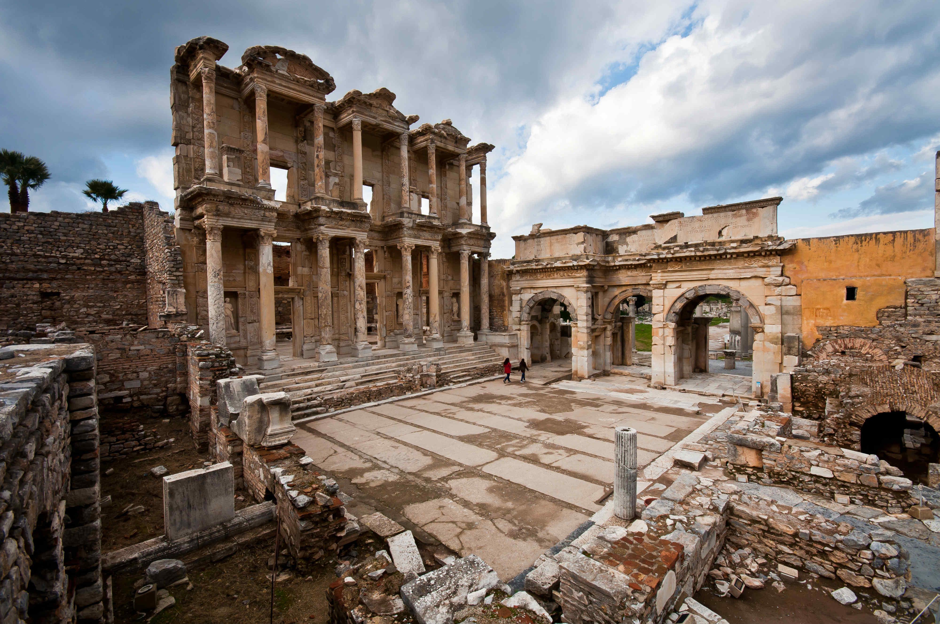 Efes de Artık Dünya Kültür Mirası - onedio.com
