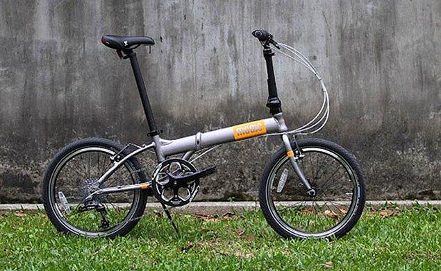 Katlanır Bisiklet / Folding Bike