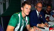 Bursaspor'un Yeni Golcüsü Tomas Necid