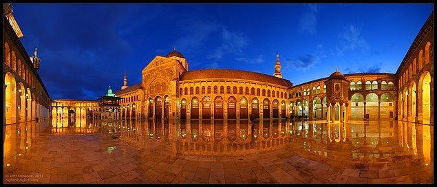 6. Emevî (Ümeyye) Camii, Şam, Suriye