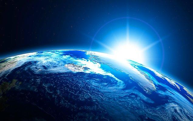 5. Peki, Kütle Çekim Kuvveti Sadece Dünya'da Kaybolursa Ne Olur ?